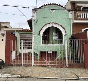 foto da casa Rua Manoel Pereira Lobo, região da Água Rasa, SP