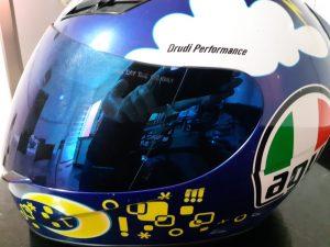 Importancia de uso de capacete para motoboy